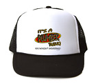 Trucker Hat Cap Foam Mesh It's A Plumber Thing You Wouldn't Understand