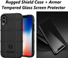 Magpul Style Field Case For Iphone X Rugged Shield bump case New