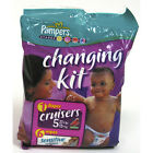 2 pk Pampers Cruisers Changing Kit Select Size **Free Shipping** Unscented