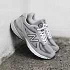 new mens 11.5 New Balance 990 m990GL4/gl4 grey/white made in USA