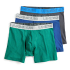 NWT UNDER ARMOUR 3 pack Boxerjock Men's CHARGED COTTON Boxer