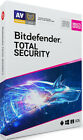 Bitdefender Total Security Latest 2019 Version (Central Account - No CODE)