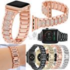 For Apple Watch Series 4 3 2 40/44MM Stainless Steel Bracelet iWatch Band Strap image