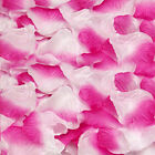 100/1000pcs Artificial Silk Rose Petals Wedding Party Table Carpet Decoration
