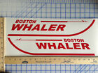BOSTON WHALER BOAT DECALS 18 COLORS AVAILABLE EMBLEM PAIR HIGHEST QUALITY  cheap
