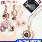 Subloom - 100 I Love You Necklace & box Free Shipping US - 1PC & 2PCS FOR CHOOSE