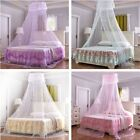Round Lace Mosquito Net Netting Bed Dome Curtain Repellent Canopies Home Accesso image