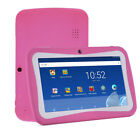 Quad Sum 7Inch 8GB Kids Tablet PC Android4.4 Dual Camera HD WiFi Bundle If it should happen