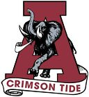 Alabama Crimson Tide Football Full Color Logo Decal Sticker free shipping