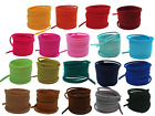 Faux Suede Leather Cord Thong 3mm X 1,5mm Flat Jewellery String Craft