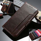 For Apple Iphone Xs Max Xr Xs 7 8 Flip Leather Wallet Card Slot Stand Case Cover