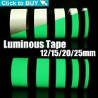 3m Luminous Tape Self-adhesive Glow In The Dark Safety Stage Home Decorations 7c