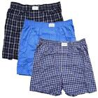 Tommy Hilfiger Men's 3-Pack Woven 100% Cotton Boxer , Brand New in Box!