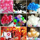 100pcs Colorful Latex Balloon Celebrate Party Wedding Birthday Decoration