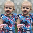 Newborn Baby Girl Star Wars Bodysuit Floral Romper Jumpsuit Clothes Outfits USA $6.59 USD on eBay