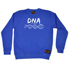 Cycling Sweatshirt Funny Novelty Jumper Top - Dna Chain