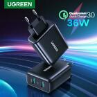 Ugreen Dual 2 Port Qc 3.0 Wall Charger Quick Charge 36w Fast Usb Charging Qc3.0