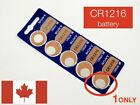Sony Watch Lithium Battery 1216 CR1216 Coin Button Cell