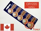 Sony Watch Lithium Battery 1220 CR1220 Coin Button Cell