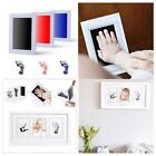 Baby Paw Print Pad Foot Photo Frame Touch Ink Pad Baby Items Souvenir Gift 2019