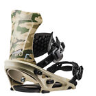 Flux - DS | 2019 - Mens Snowboard Bindings | Camo