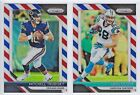 2018 Panini Prizm Football RED WHITE BLUE Retail COMPLETE YOUR SET You Pick!