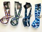 NFL Argyle Pattern Lanyard Soft Keychain Badge/Ticket Holder-Pick Your Team on eBay