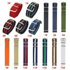 18/20/22mm Nylon Watch Band Sports Military Watchband For 007 James bond Watch $8.49 AUD on eBay