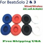 Replacement Ear Pads Cushion For Beats Dr Dre Solo 2 & 3 Wireless/Wired $8.95 USD on eBay