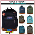 Внешний вид - JANSPORT 100% AUTHENTIC COOL STUDENT  BIG BACKPACK ORIGINAL SCHOOL BOOK BAG