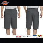 "Dickies NEW Men's 13"" Multi Cell Phone Pocket  FLEXLoose Fit Work Shorts 42283F"