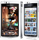 Sony Ericsson Xperia Arc S Lt18i 8mp Unlocked White Android Smartphone Mobile Uk