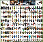 LEGO star wars minifigure toy collection kid heroes clone Jedi top Han Solo je $1.69 USD on eBay