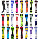 Внешний вид - Basketball Crew Socks Ball Girls Boys Logo Team Elite Fun Funky Sports Athletic