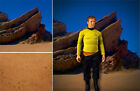 POSTER BACKDROP~STAR TREK~CLASS M PLANET FOR 1/6 FIGURES KIRK SPOCK MCCOY CHEKOV on eBay