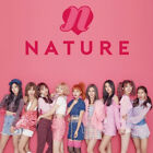 NATURE SOME LOVE 2nd Single Album CD POSTER Photo Book 2p Card K-POP SEALED