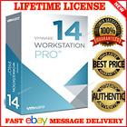 VMWARE WORKSTATION 14 PRO🔑LIFETIME LISENCE KEY🔑 🔥FAST E-MAIL DELIVERY🔥📩