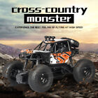 2.4G Remote Control 2WD Off-Road RACING Monster Truck High Speed RTR RC Car US