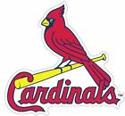St Louis Cardinals Color Die Cut Decal Car Sticker Cornhole Sizes Free Shipping