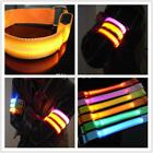 Rechargeable Led Armband Ankle Arm Band Light Night Safety Running Walking Bike