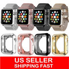 Milanese Stainless Steel iWatch Band Strap TPU Case For Apple Watch 5/4 44/40mm image