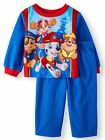 Внешний вид - Paw Patrol Toddler Boys Pajamas 2 Pc FLANNEL Set Pants Long Sleeves PJs