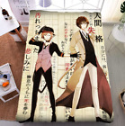Japanese Anime Stray Dogs Bed Sheets Cos Throw Blanket Bedding Gift 150*200cm