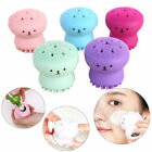 Useful Silicone Jellyfish BlackheadRemover Facial Face Brush Cleaner Beauty Tool