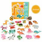 Children Large Matching Puzzle Games Early Learning Card My First Jigsaw Puzzle