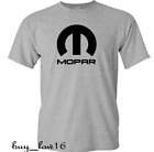 MOPAR VINYL LOGO BLACK TEE SHIRT    FREE SHIPPING $16.0 USD on eBay
