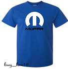 MOPAR VINYL LOGO BLUE TEE SHIRT    FREE SHIPPING $14.0 USD on eBay