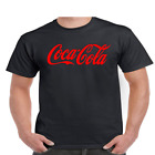 Coca Cola Print T Shirt Men's and Youth Sizes image