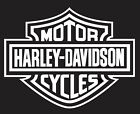 Harley Davidson Logo Decal Car Window Sticker Vinyl Pick The Size & Color