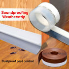 1 Pcs Self Adhesive Seal Strip 1M Silicone Door Window Draught Dustproof Weather